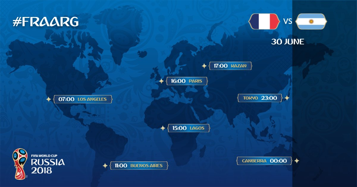 FIFA World Cup 2018 Live Stream