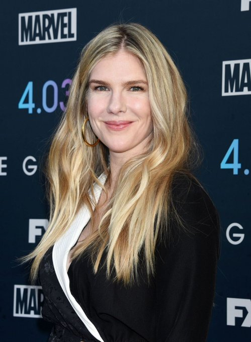 A happy belated birthday to this legend, lily rabe!
