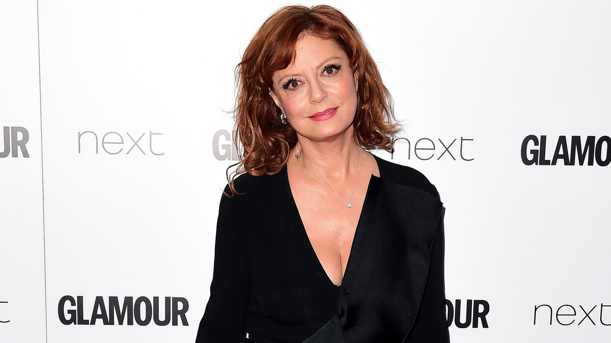 Actress Susan Sarandon Says She Was Arrested At A Sit In In Support