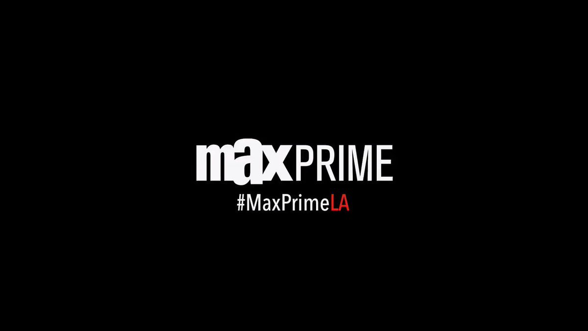 Julio es el mes más explosivo en #MaxPrimeLA https://t.co/1vWSJHs1Go
