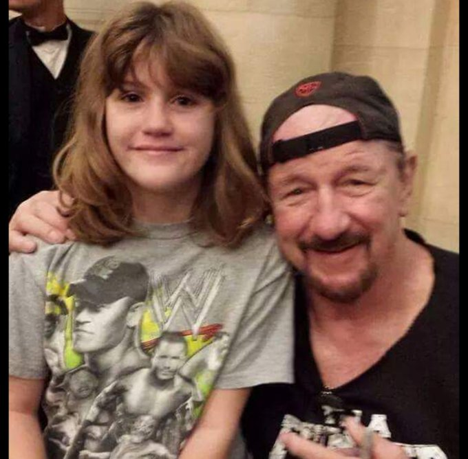 Happy Birthday to Terry Funk. A legend and a wrestler that sits proudly on my Mount Rushmore.