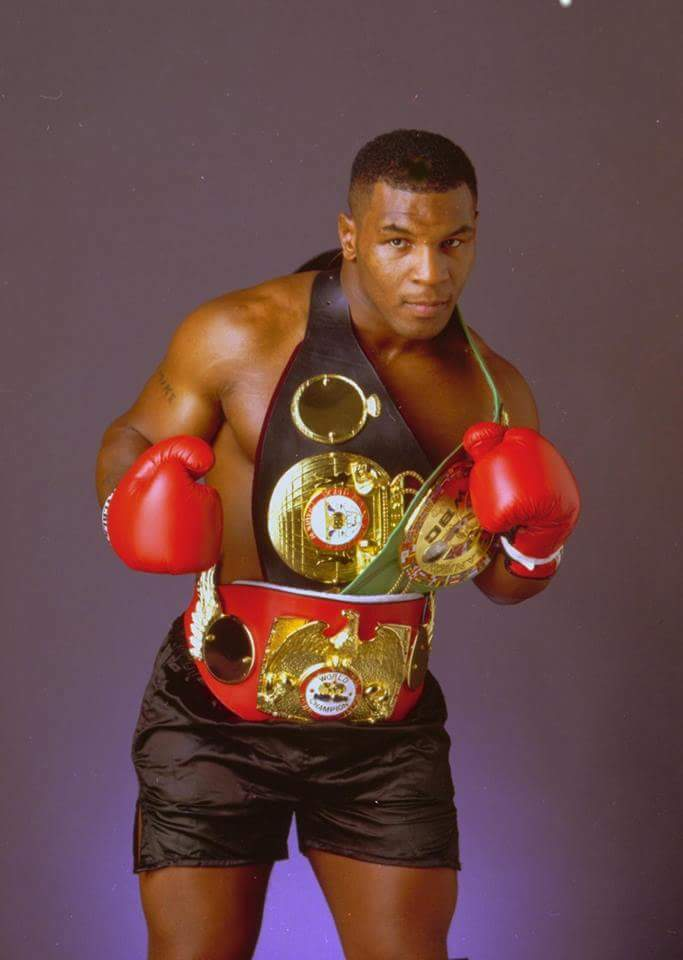 Happy Birthday to Iron Mike Tyson Born June 30, 1966