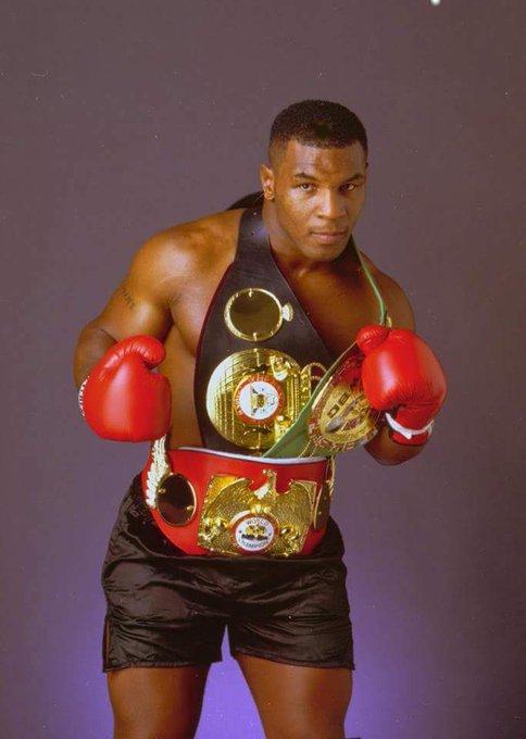 Happy Birthday to Iron Mike Tyson Born June 30, 1966