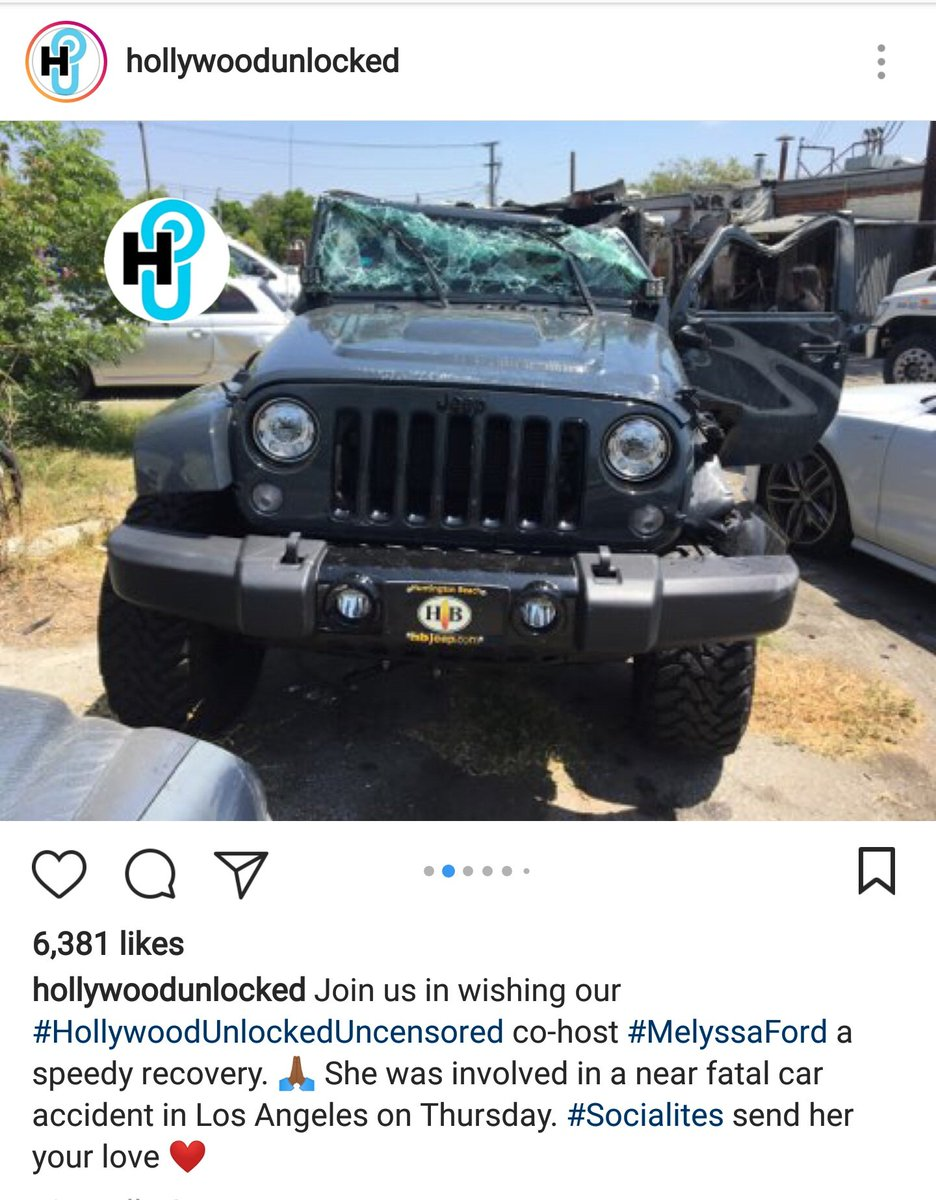 Image result for melyssa ford accident