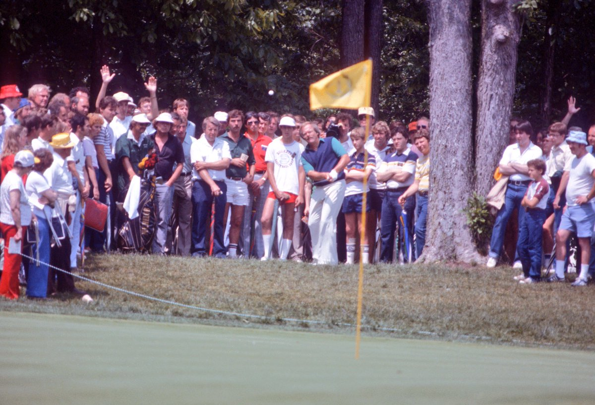 Our first #theMemorial winner is 67 years young today! Happy Birthday Roger Maltbie!