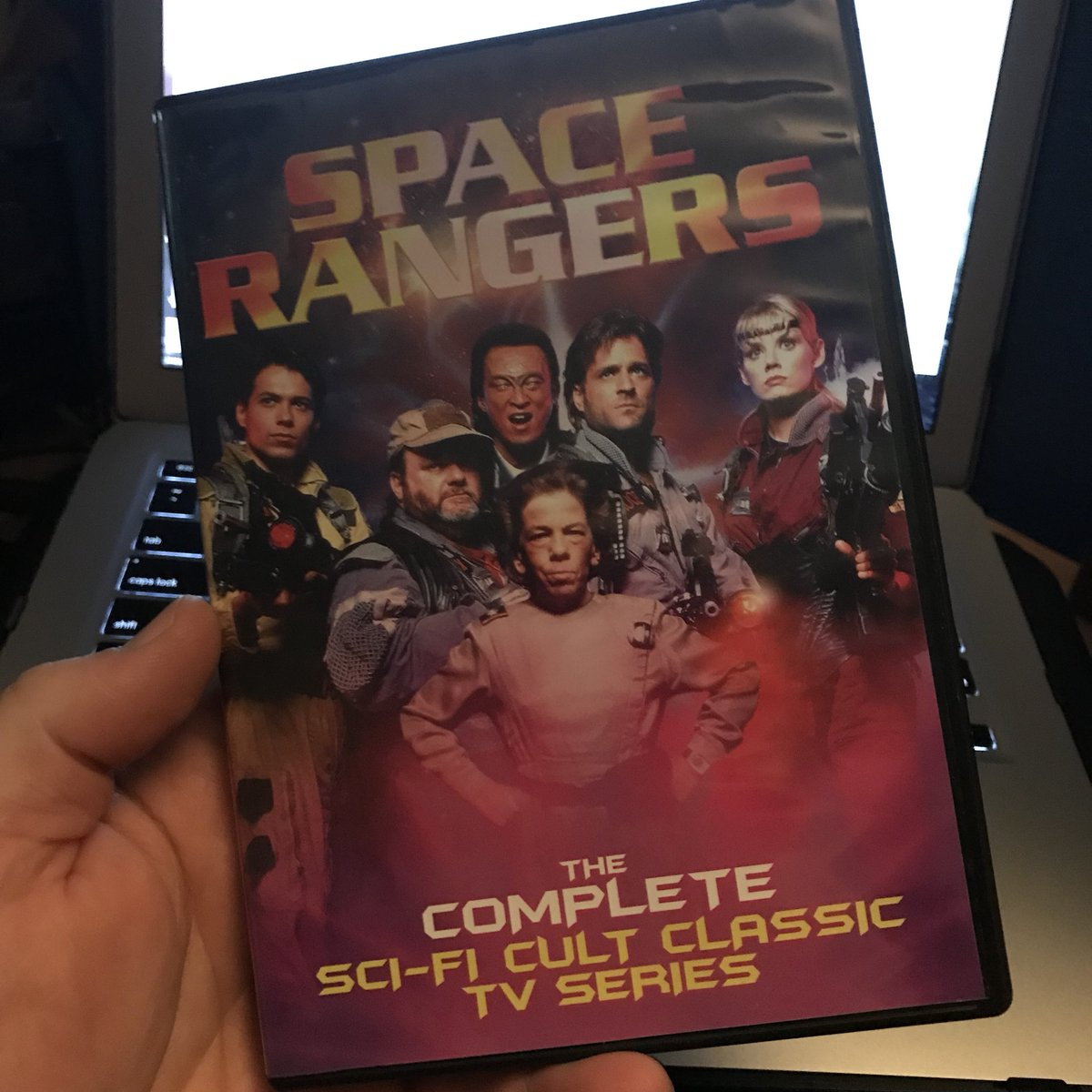 Hey, y'all remember this? #SpaceRangers <br>http://pic.twitter.com/qRfaVNo0VH