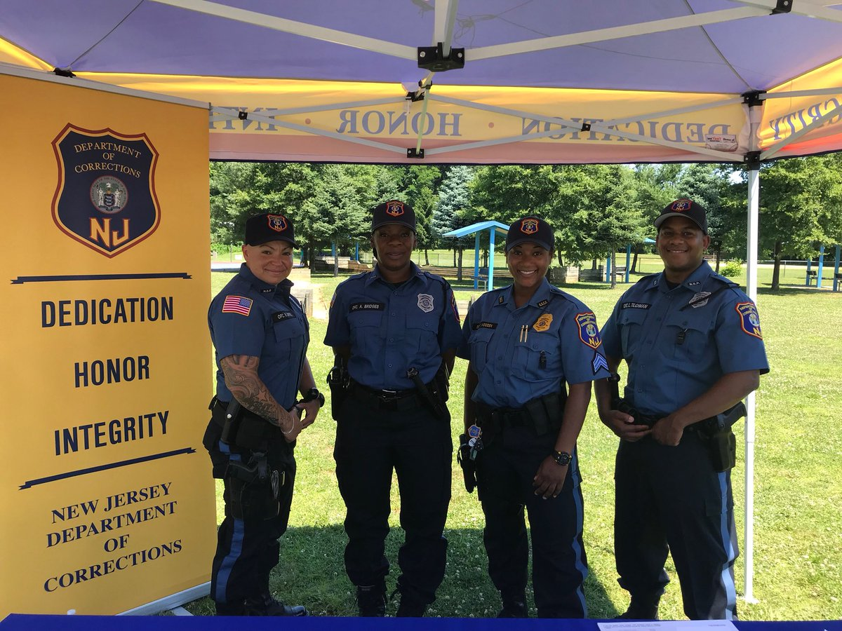 come out to yelencsics park in edison nj to learn how you can become a correctional police officer njdoc correctionspictwittercomaot9t2oobm