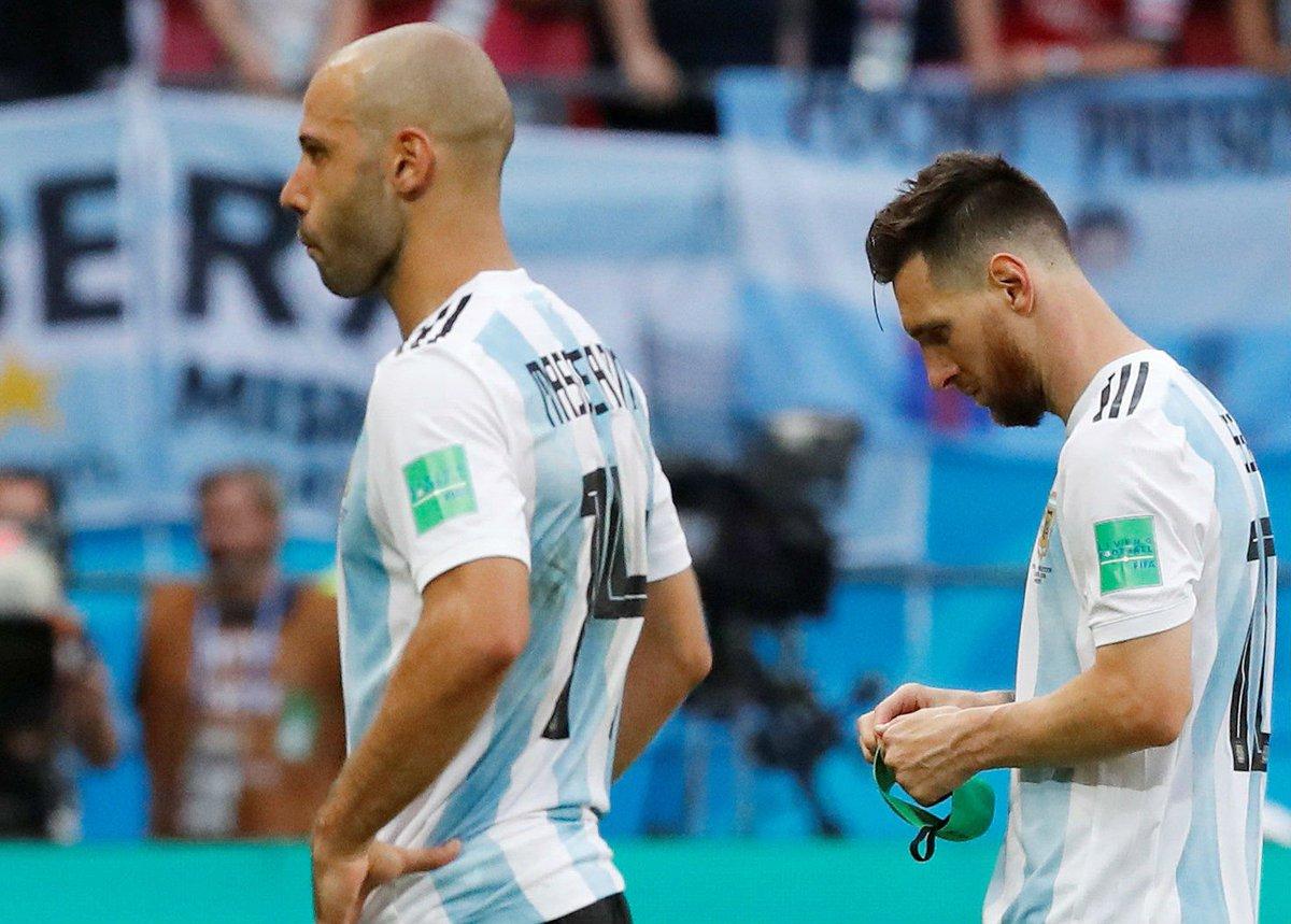 Маскерано завершил карьеру в сборной Аргентины - изображение 1