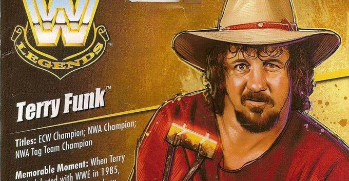 Happy Birthday Terry Funk!!!