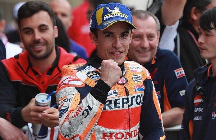 Moto GP | Márquez se adueñó de la pole en Assen