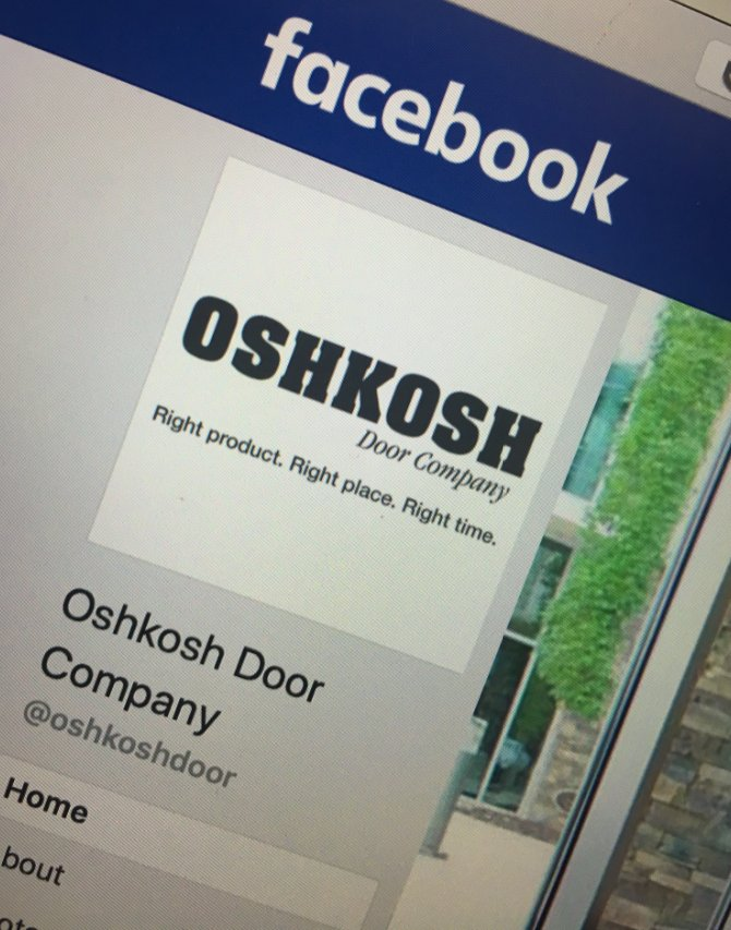 We try to bring you a little bit of Oshkosh Door through our social media. Hope youu0027re enjoying our people our mission and our culture! & Oshkosh Door Company (@oshkoshdoor) | Twitter