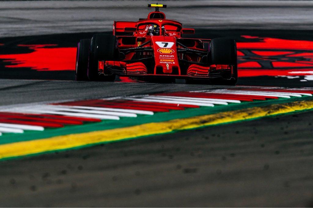 Osztrák Nagydíj: Bottasé a pole, Kimi csak negyedik