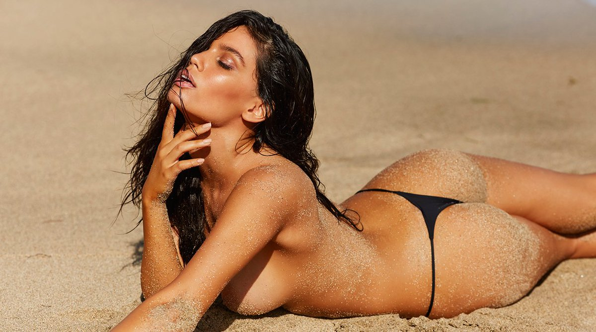 Spend some time today with Brazilian bombshell Anne de Paula! https://t