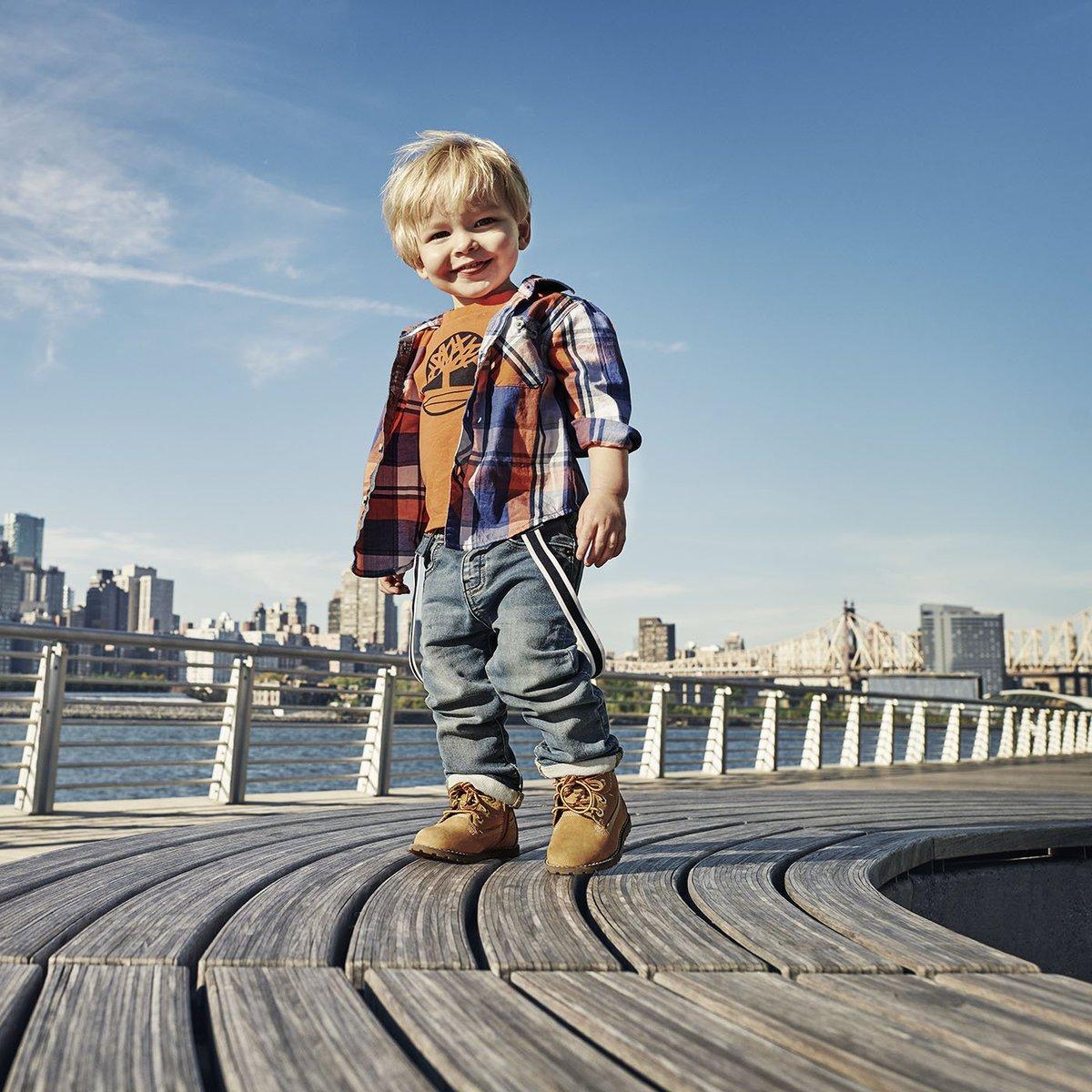 Kiddie-sized cuteness. #TimberlandKids    https://t.co/xeAK0NZoCb https://t.co/6k1OS4RHXu