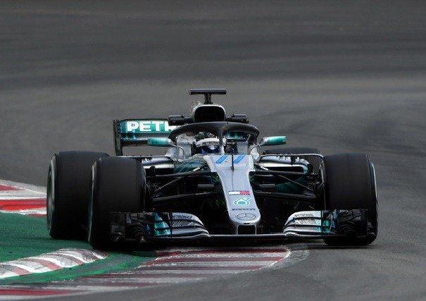 F1 | Bottas voló para quedarse con la pole position