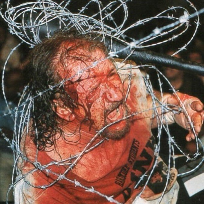 Happy Birthday to all time great Terry Funk.