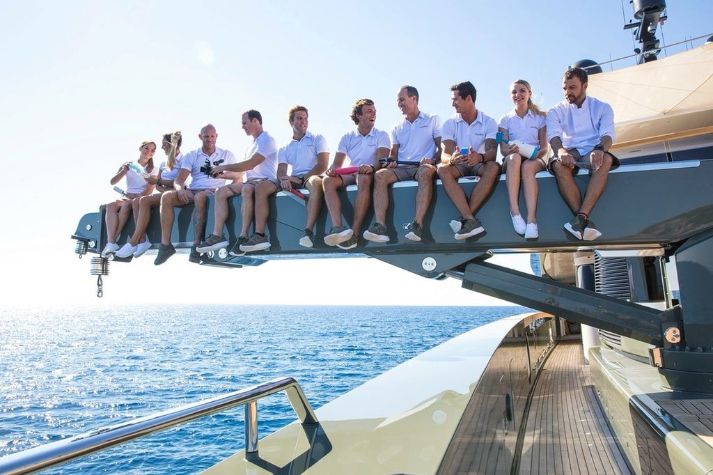 Burgess Yachts On Twitter Are You Burgess 2018 Crew Photographer