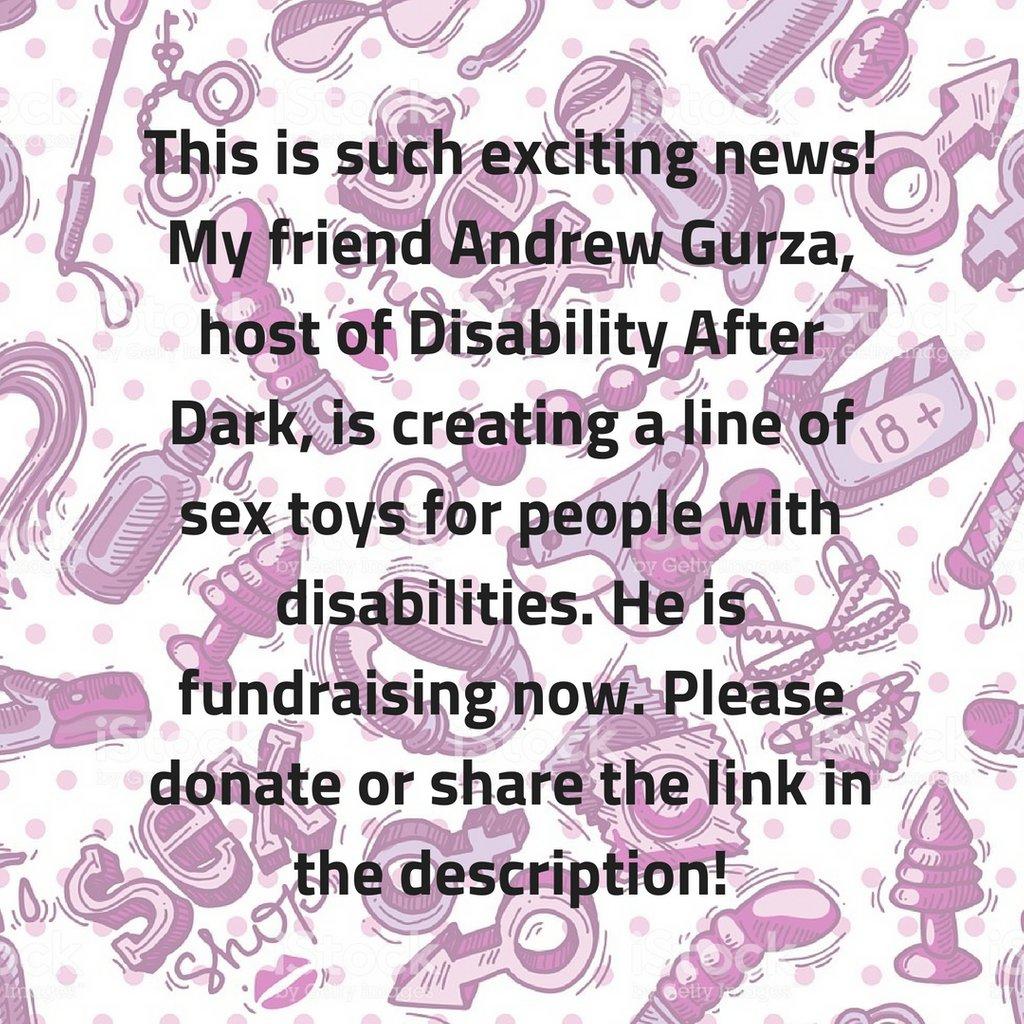 disabilityafterdark hashtag on Twitter