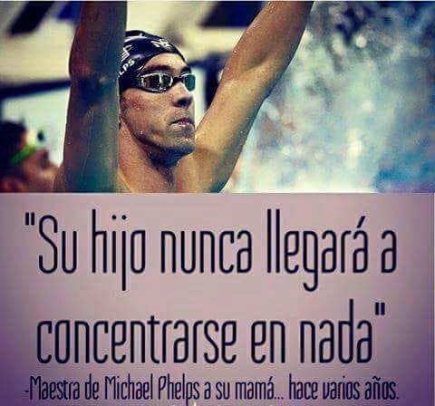 ...Feliz Cumpleaños Michael Phelps! Happy 33nd Birthday