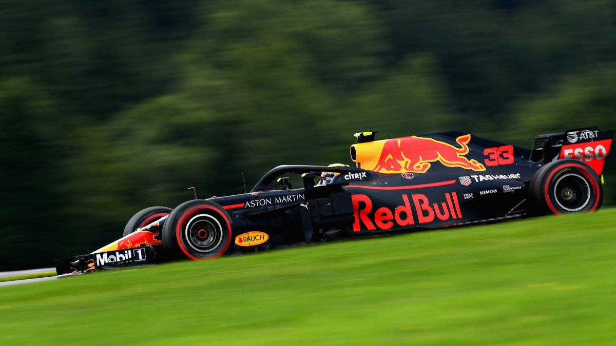 Max qualifies P4 at the Red Bull Ring