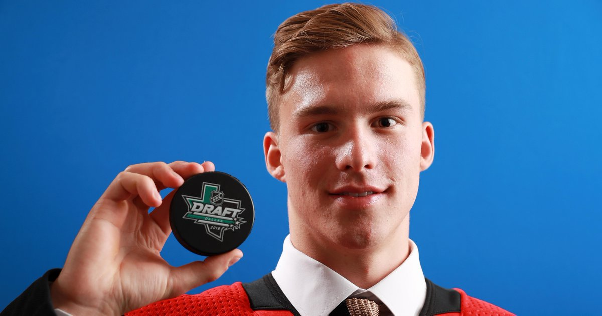 20656852bcd hurricanes sign 2nd overall pick andrei svechnikov to entry level deal