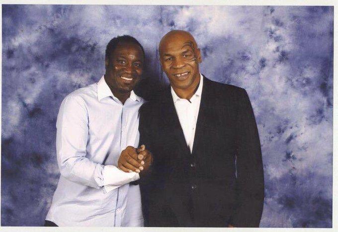 Happy birthday  Iron Mike Tyson!
