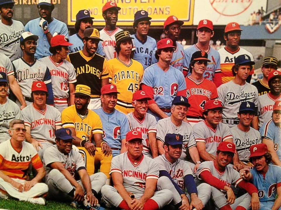 You will never see an All-Star team that looks this amazing again.