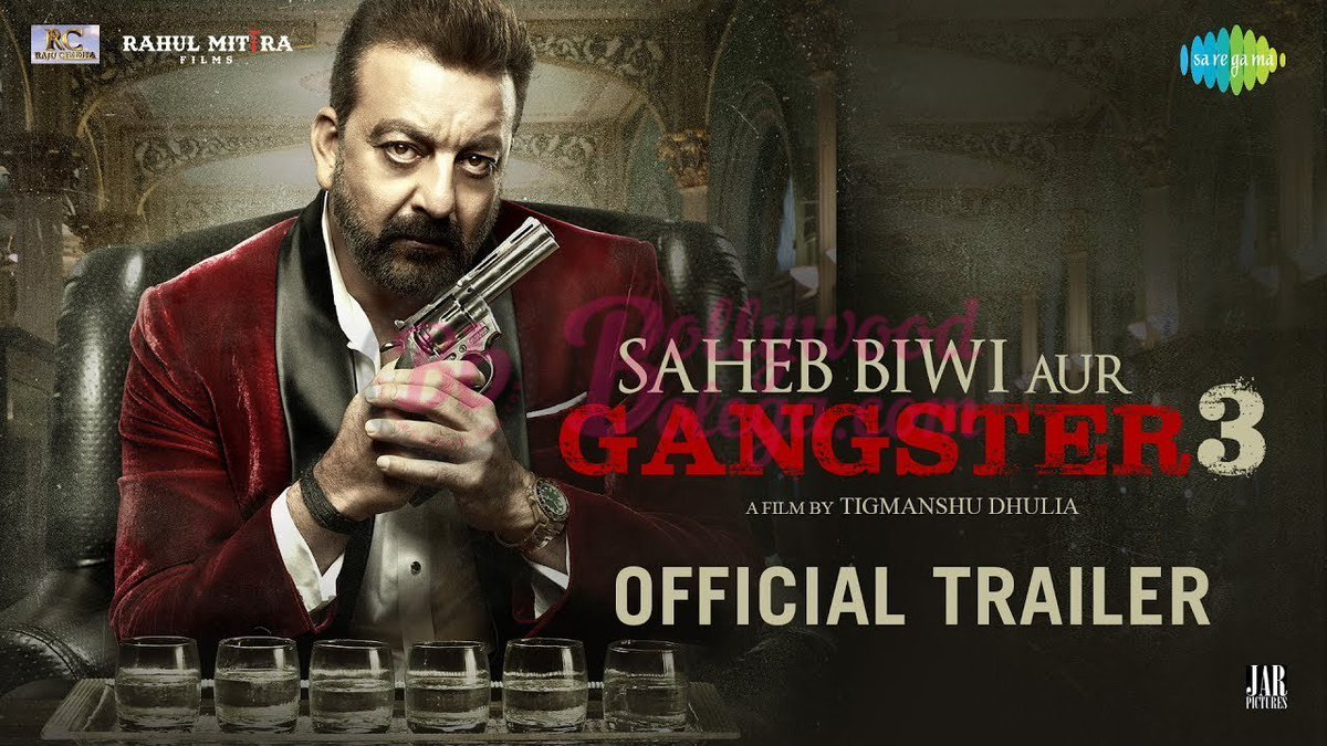 test Twitter Media - Saheb Biwi Aur Gangster 3 Trailer Out : Sanjay Dutt Is ... #BiwiAurGangster3 #Featured #SahebBiwiAurGangster #SahebBiwiAurGangster3 #SahebBiwiAurGangster3FirstLook #SahebBiwiAurGangster3OfficialTrailer #SahebBiwiAurGangster3ReleaseDate #BollywoodBolega https://t.co/3CWbO2Pix0 https://t.co/1ds2iqph59