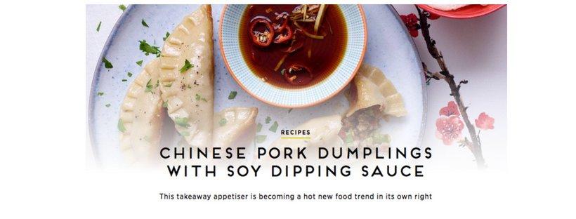As #NationalDimSumWeek starts today, why not try this yummy @asda pork dumpling recipe? https://t.co/R4VlyLxC0v https://t.co/Tzo1T3YFkN