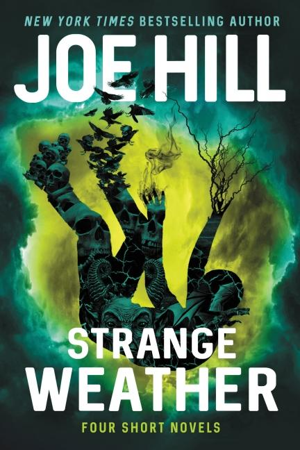 Joe Hill Fans Enter For Your Chance To Win A Signed Vinyl NOS4A2 Banner And Hardcover Copy Of Strange Weather Apgtbme LK5mmx