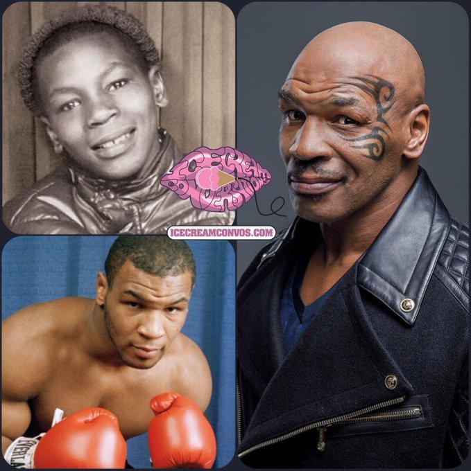 Happy 52nd Birthday Mike Tyson