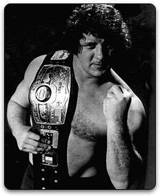 Funk you!  Happy birthday to the hardcore legend Terry Funk!