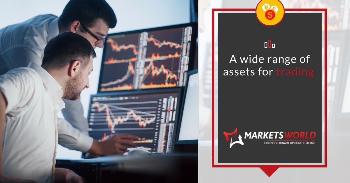 markets world binary options trading