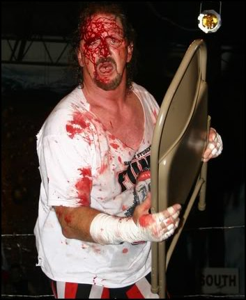 Happy birthday to one of the greatest of all time, Terry Funk!