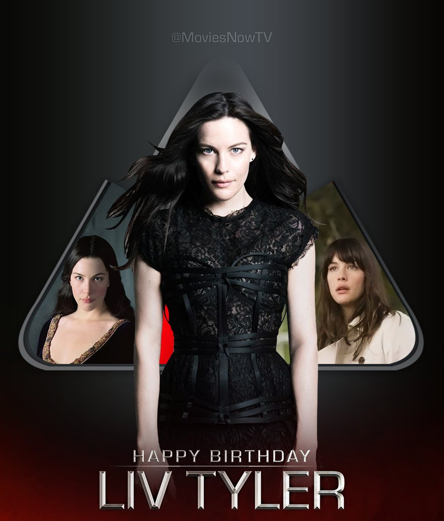 Solitude has its own very strange beauty to it. Happy 41st birthday to our very own Liv Tyler!