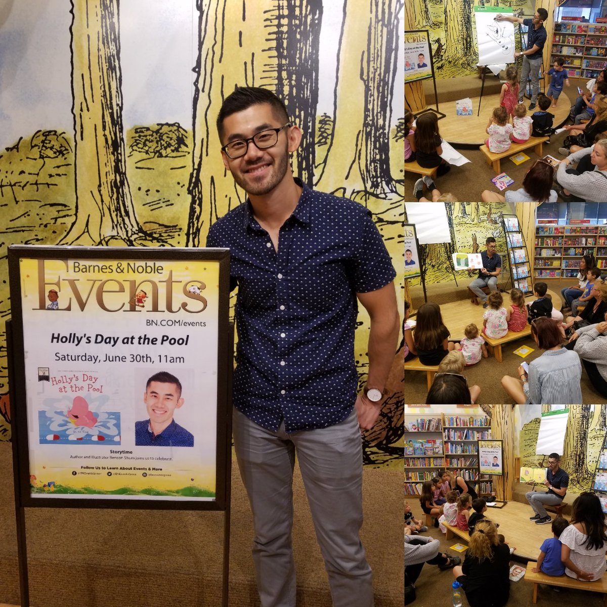 Barnes Noble Events The Grove On Twitter Thank You To Author