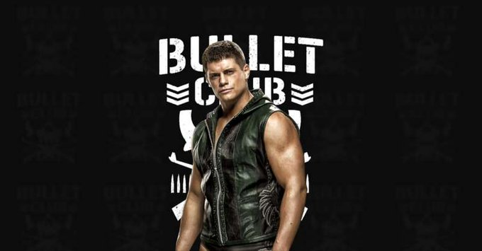 Happy Birthday Cody Rhodes!