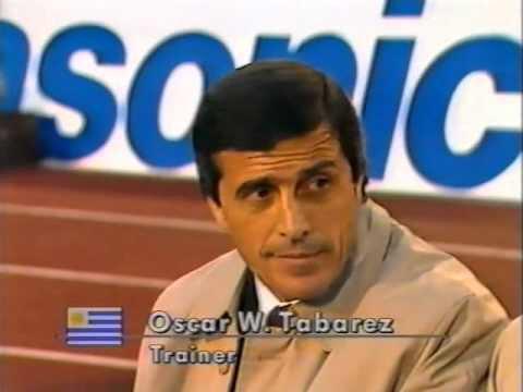 Image result for oscar tabarez 1990