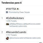 #EsDeRockstars Twitter Photo