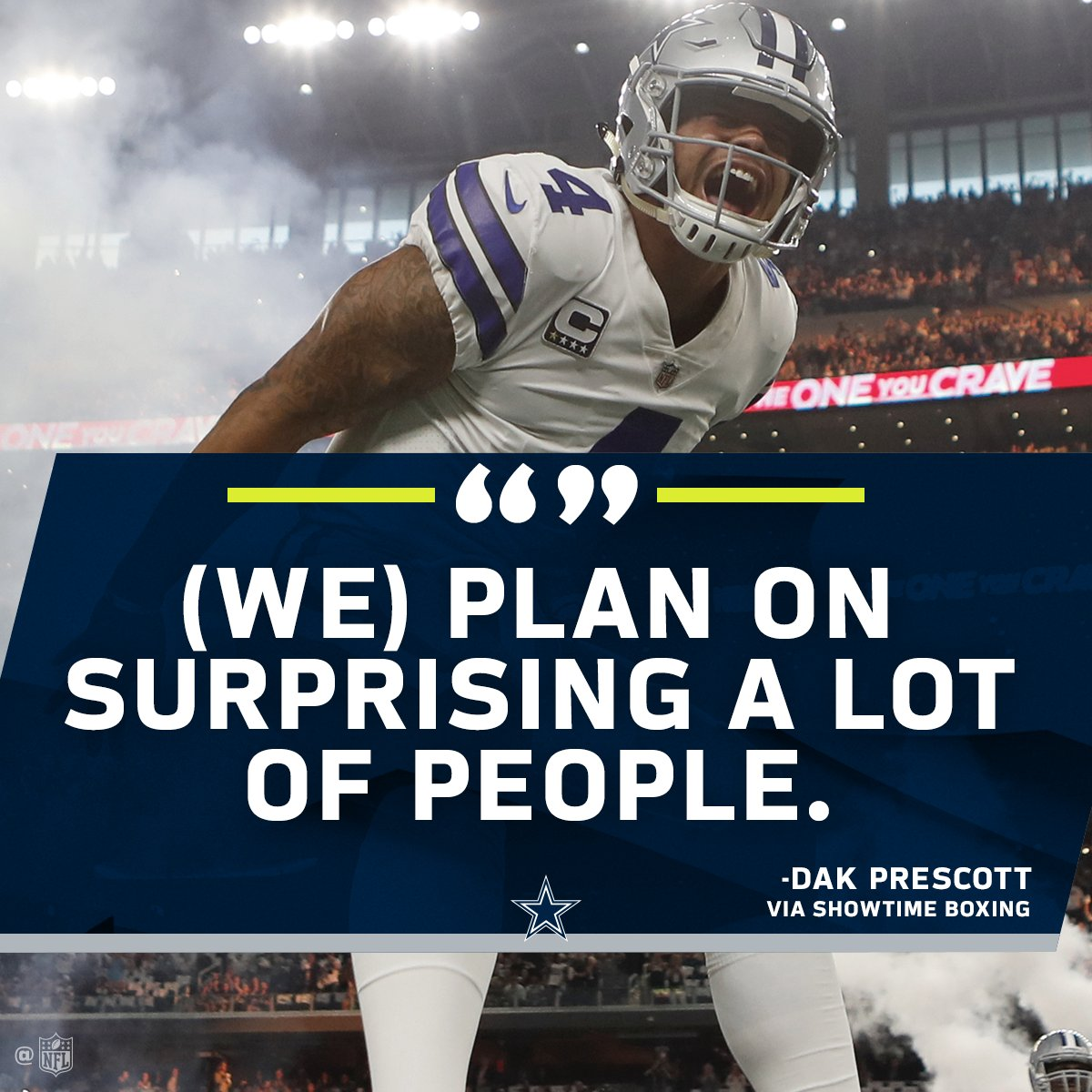 Don't you dare overlook the @dallascowboys: https://t.co/JF5MR5ul8g https://t.co/blhHoeFMnr