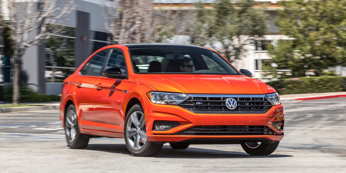 Car And Driver On Twitter The 2019 Vw Jetta Once Again Shares Its Platform With Golf That S A Good Thing Tested Https T Co Ksmtcks5cy