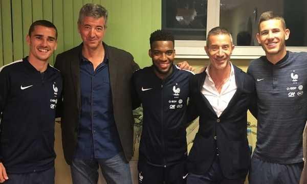 🔴 L'Atlético Madrid confirme, avec cette photo, l'arrivée de Thomas Lemar !