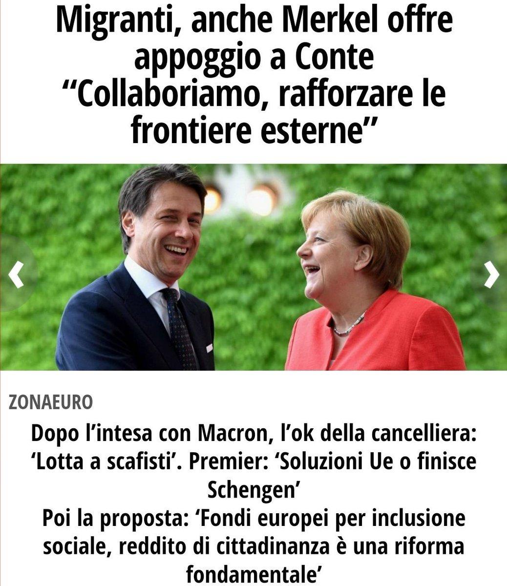 @termassimo #Governo Del Cambiamento ?#DIMAIO e i #5stelle indirizzano e concretizzano #Salvini abbaia e il #Premier #Conte va a dama in #Europa   - Ukustom