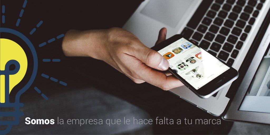 Somos la empresa que necesitas #Marketing #MaketingDigital #Agencia #SoyBookMedia https://t.co/tt6W24rehL