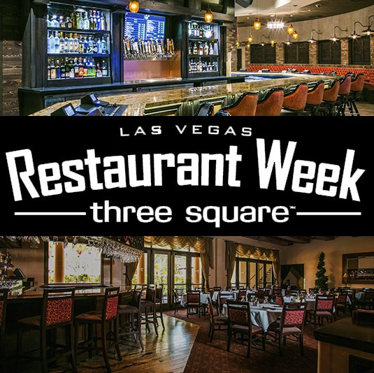 Las Vegas Restaurant Week Is Here! Help Out By Dining Out At Tuscany Gardens  Or @Pub_365u2013both Are Platinum Platter Sponsors.