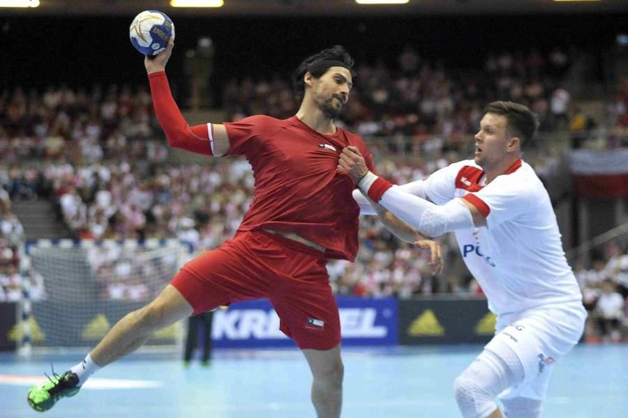 Resultado de imagen para Balonmano Chile