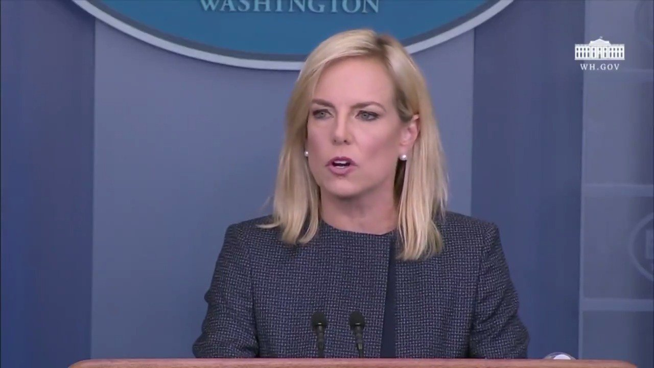 ENOUGH of the misinformation. This Administration did not create a policy of separating families at the border. https://t.co/y0uuYUkSEL