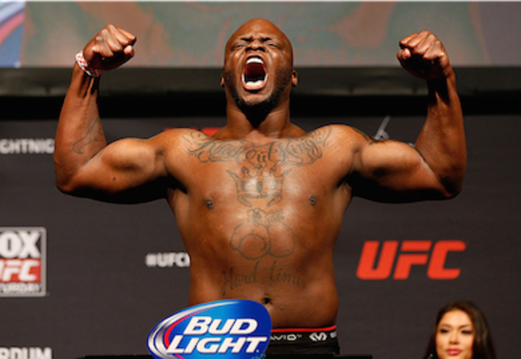 Derrick Lewis responds to Greg Hardy: I want you to remember the consequences the next time you raise your hand up to a woman    https:// themaclife.com/sports/mma/der rick-lewis-responds-greg-hardy/ &nbsp; … <br>http://pic.twitter.com/UlWUbK6zSs