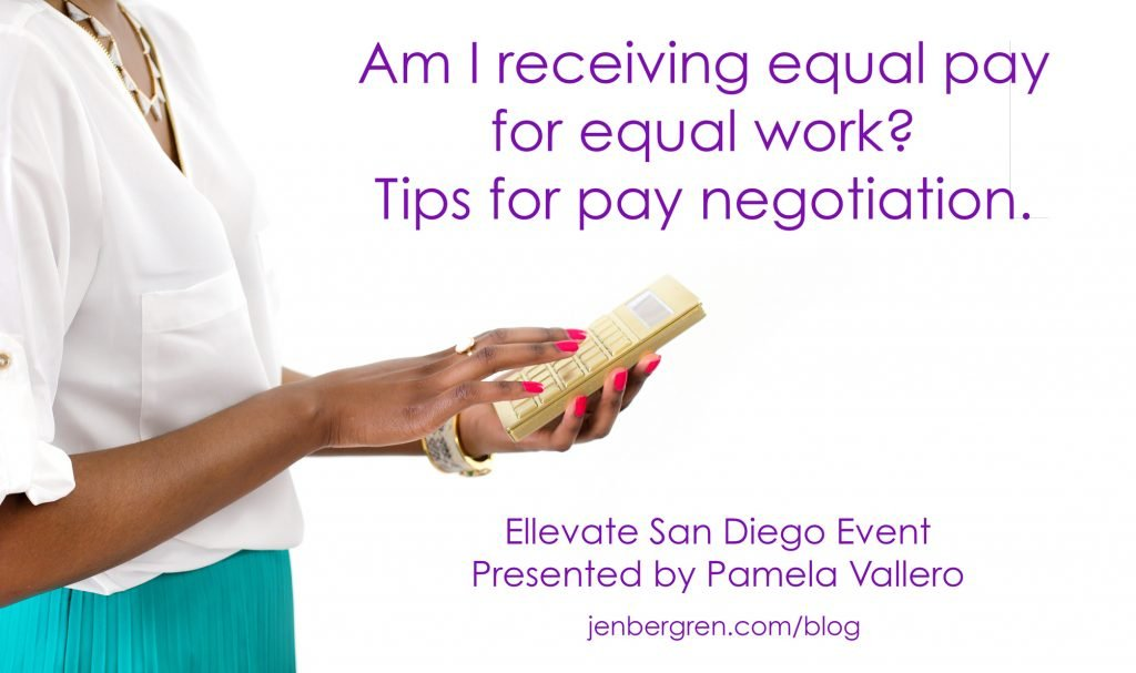 RT @JenBergren: Read about last week&#39;s @EllevateSAN event on Equal Pay and Salary/Raise Negotiation:  https:// buff.ly/2yoVLZm  &nbsp;   @EllevateNtwk #equalpayact #GenderPayGap #ellevate<br>http://pic.twitter.com/GTM5zf5w3k