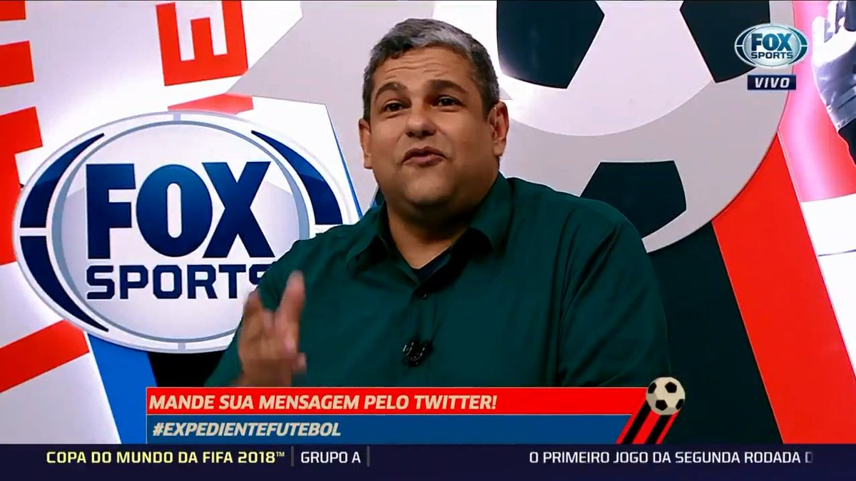 Apresentador do Fox Sports canta música que 'provoca' Maradona e Argentina https://t.co/TKHlIje95n